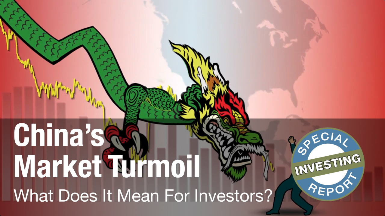 thumbnail of video - China's Market Turmoil: What Does It Mean for Investors?