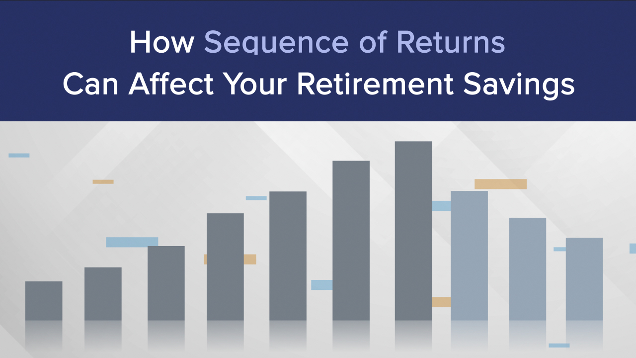 How Sequence of Returns Can Affect Your Retirement Savings