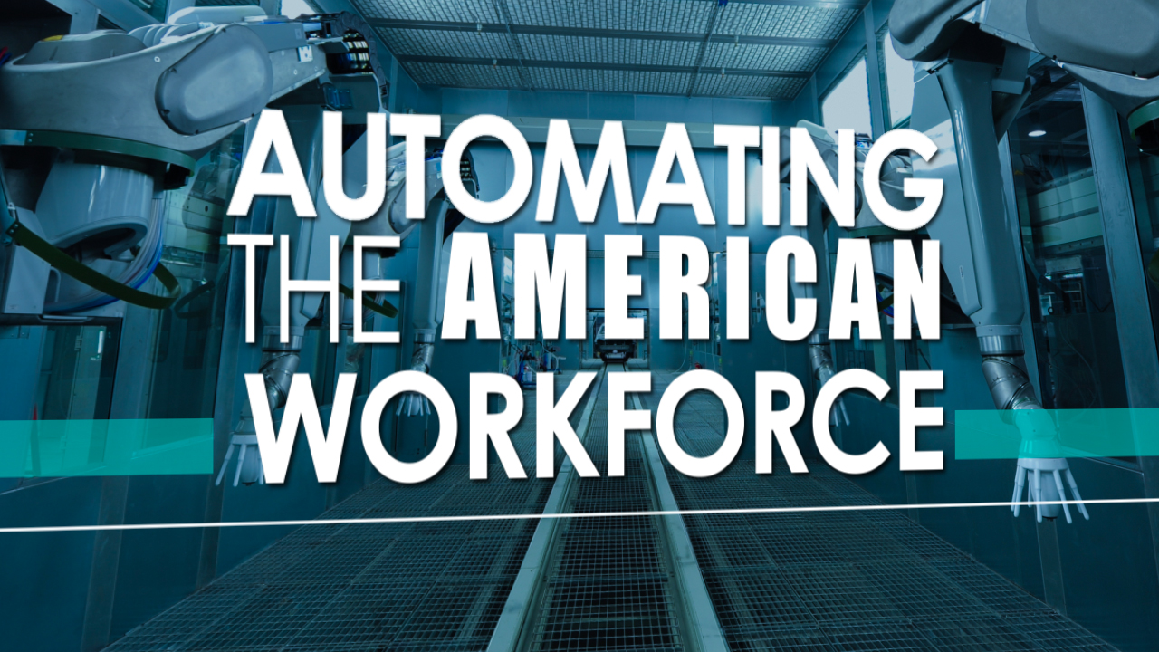 thumbnail of video - Automating the American Workforce