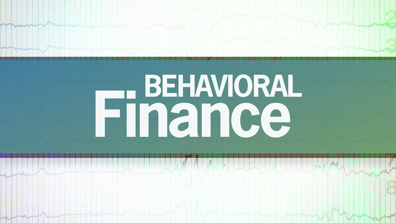 thumbnail of video - Behavioral Finance