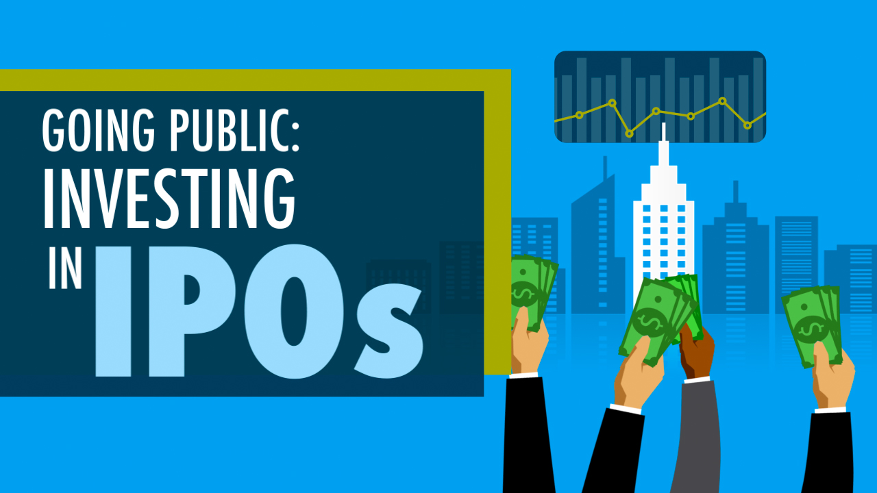 thumbnail of video - Going Public: Investing in IPOs