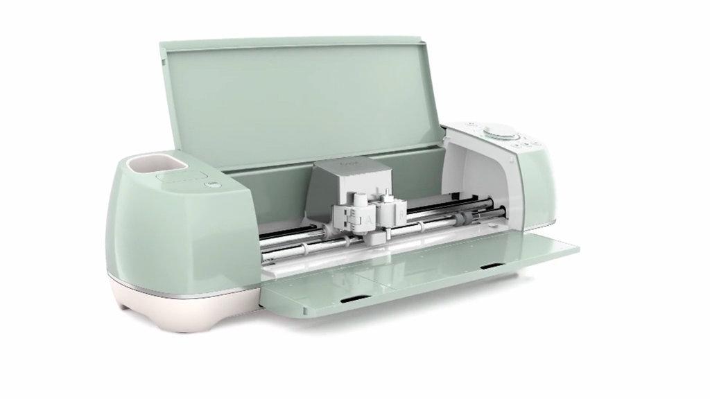 Cricut Mint Explore Air 2 Cutting Machine Page 1 Qvc