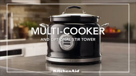 kitchenaid 4 qt. 11 function multi-cooker with stir tower - page 1