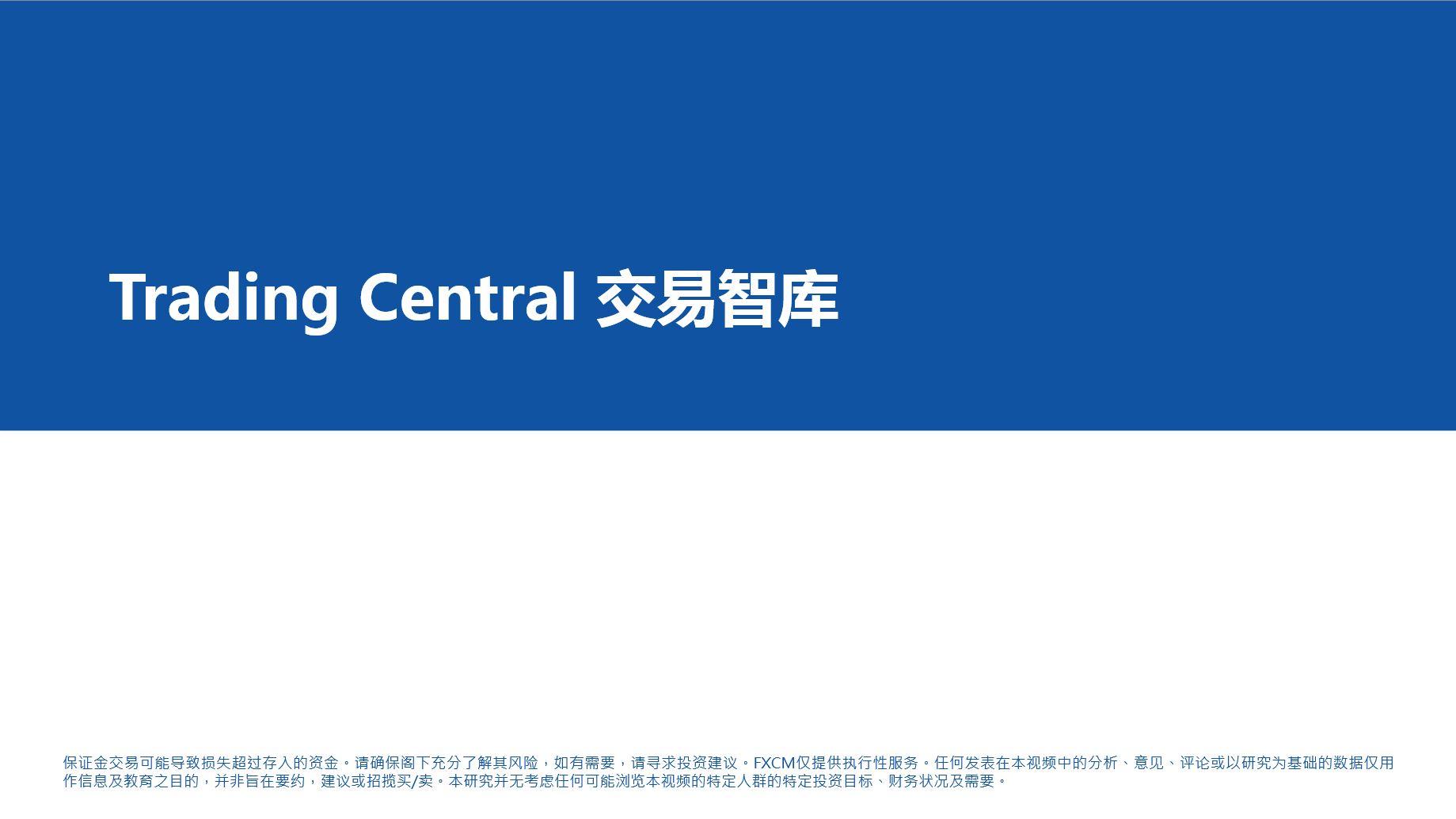 Trading Central交易智库