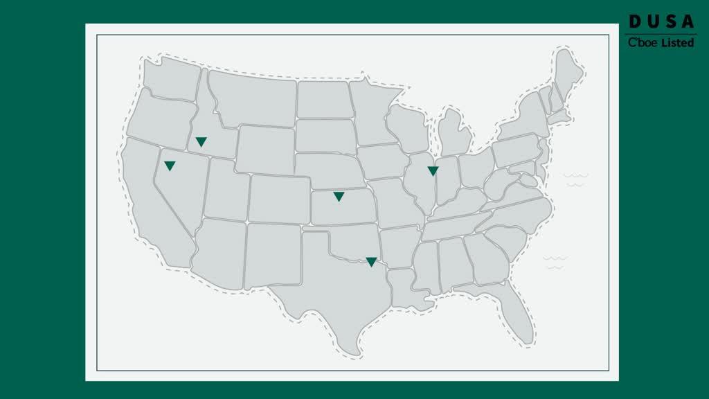 Davis Select U.S. Equity ETF (Cboe: DUSA) Thumbnail