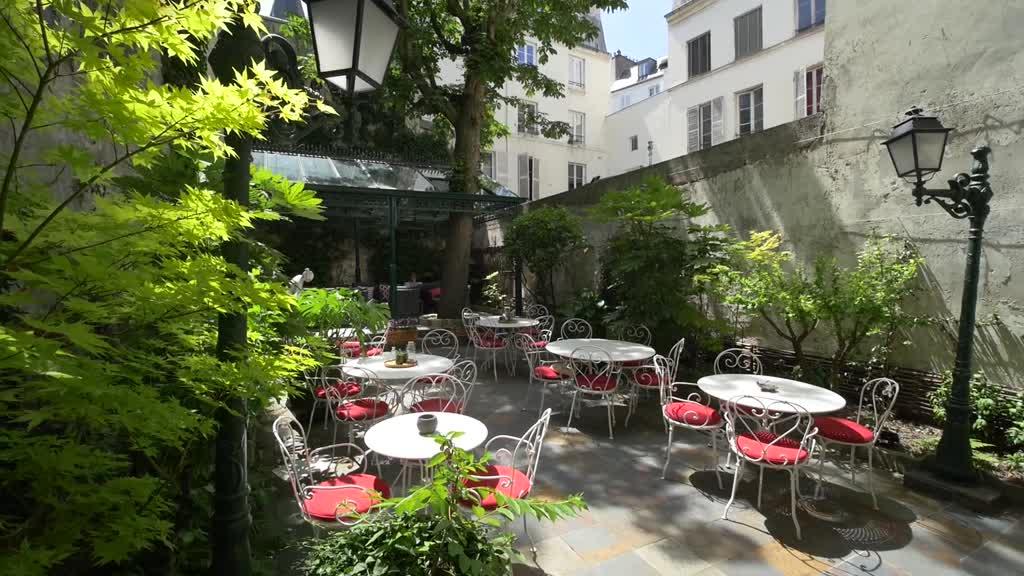 Hotel des Marronniers - Paris