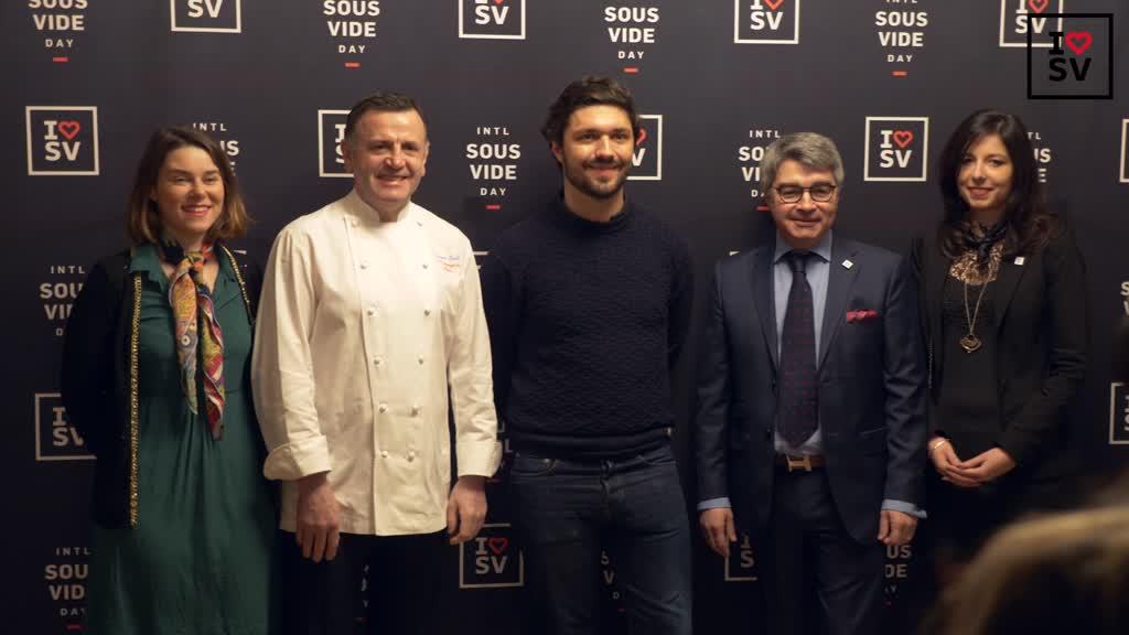 Cuisine Solutions - I Love Sous Vide Day - Ritz Paris