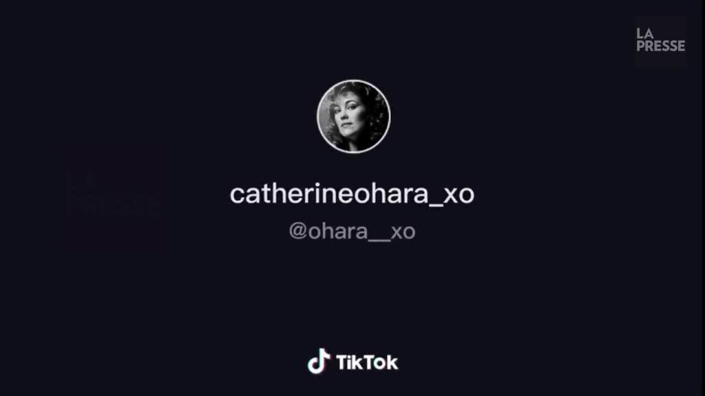 Catherine O'Hara reprend une scène de Maman, j'ai raté l'avion 2 sur TikTok