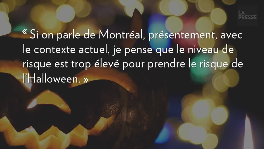 L'Halloween, toujours possible?