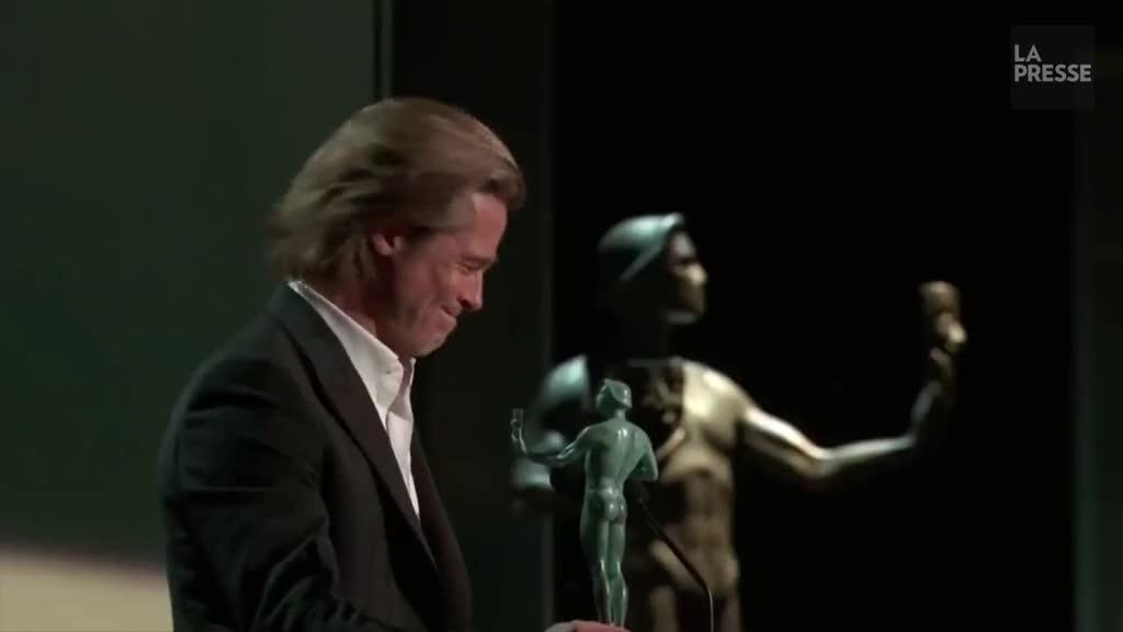Les retrouvailles de Brad Pitt et Jennifer Aniston