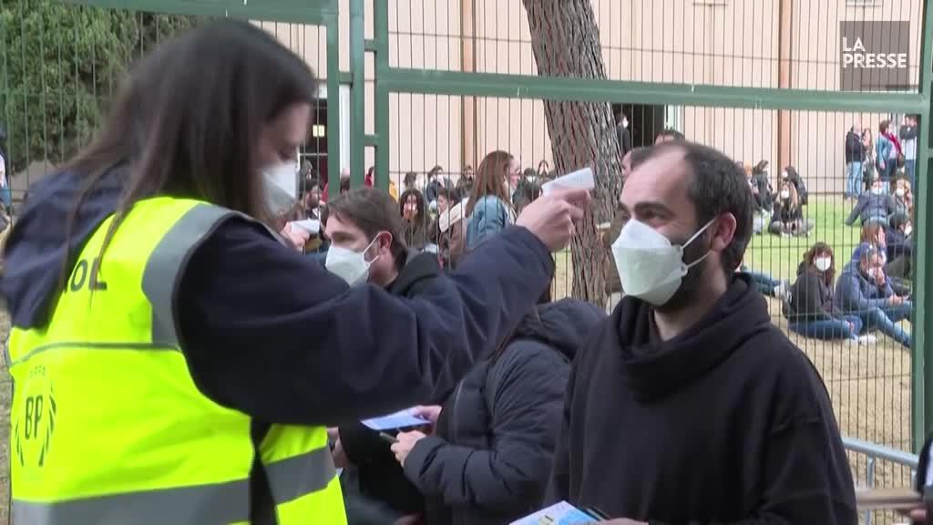 Barcelone?: ??Aucun signe?? de contagion durant un concert-test de 5000 personnes