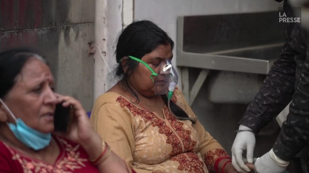 COVID-19?: Plus de 200?000 morts en Inde, le variant indien présent dans 17 pays