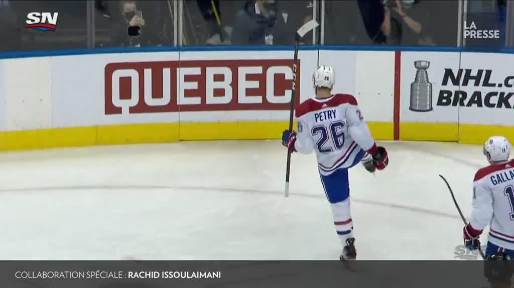 Canadien 3 - Penguins 2 : les faits saillants