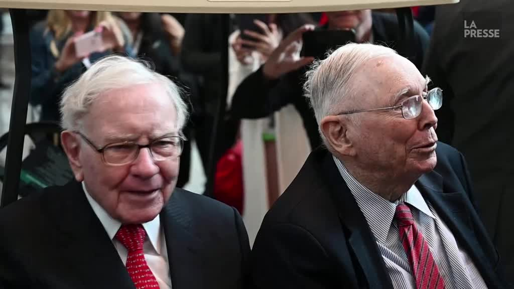 Berkshire Hathaway rachète plus de 5 milliards de dollars d'actions