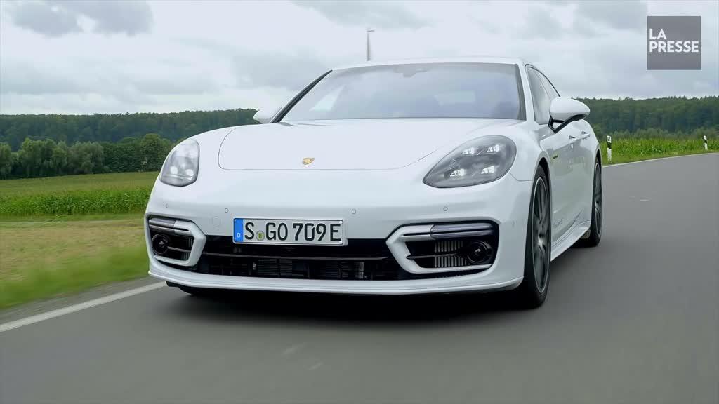 Banc d'essai - Porsche Panamera Sport Turismo