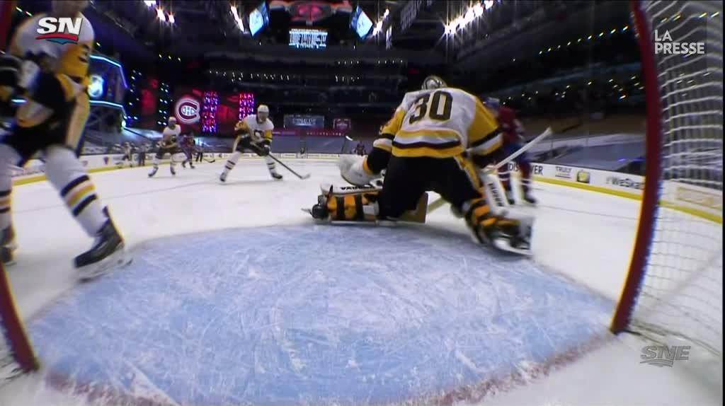 Penguins-Canadien: les faits saillants du troisième match