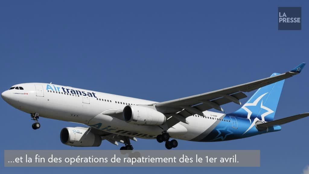 Opérations suspendues le 1er avril chez Transat