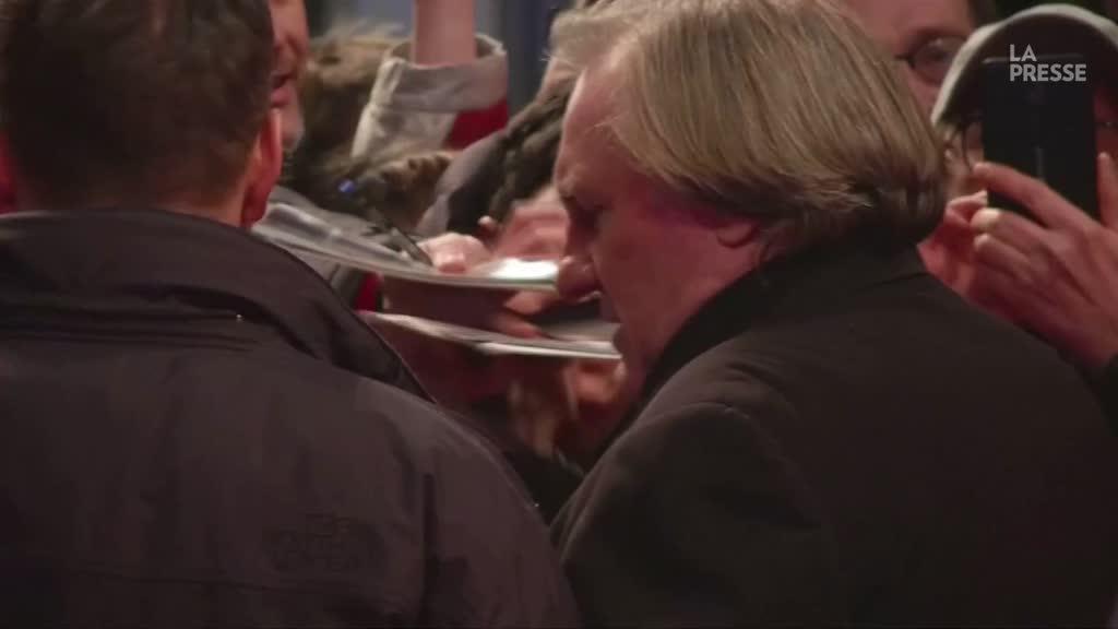 Gérard Depardieu inculpé en décembre pour « viols»