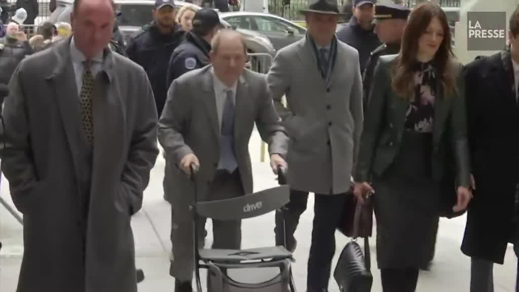Début des délibérations au procès Weinstein
