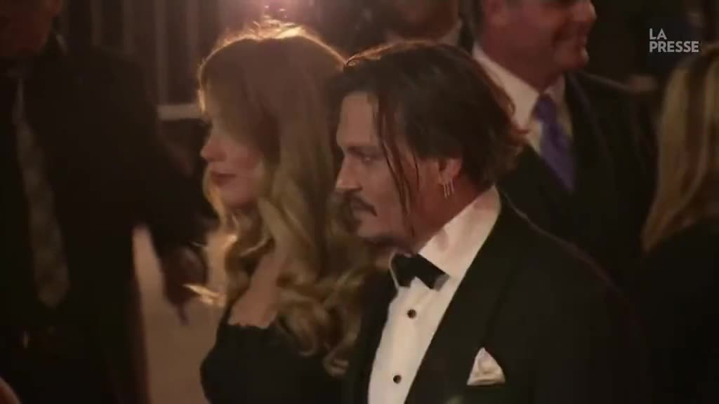 Apparition surprise de Johnny Depp à un procès en diffamation