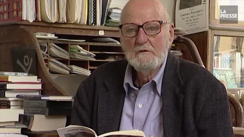 Le poète Lawrence Ferlinghetti s'éteint à 101 ans