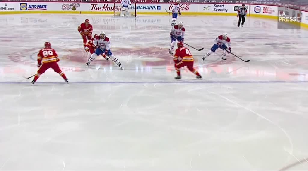 47-Canadien - Flames les faits saillants