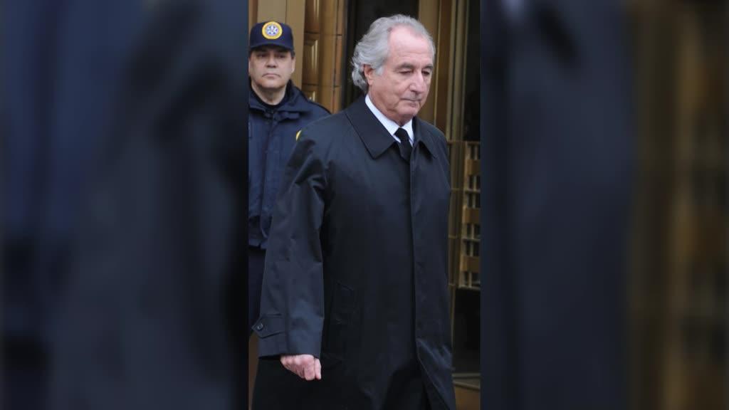 Mort du célèbre fraudeur américain Bernard Madoff