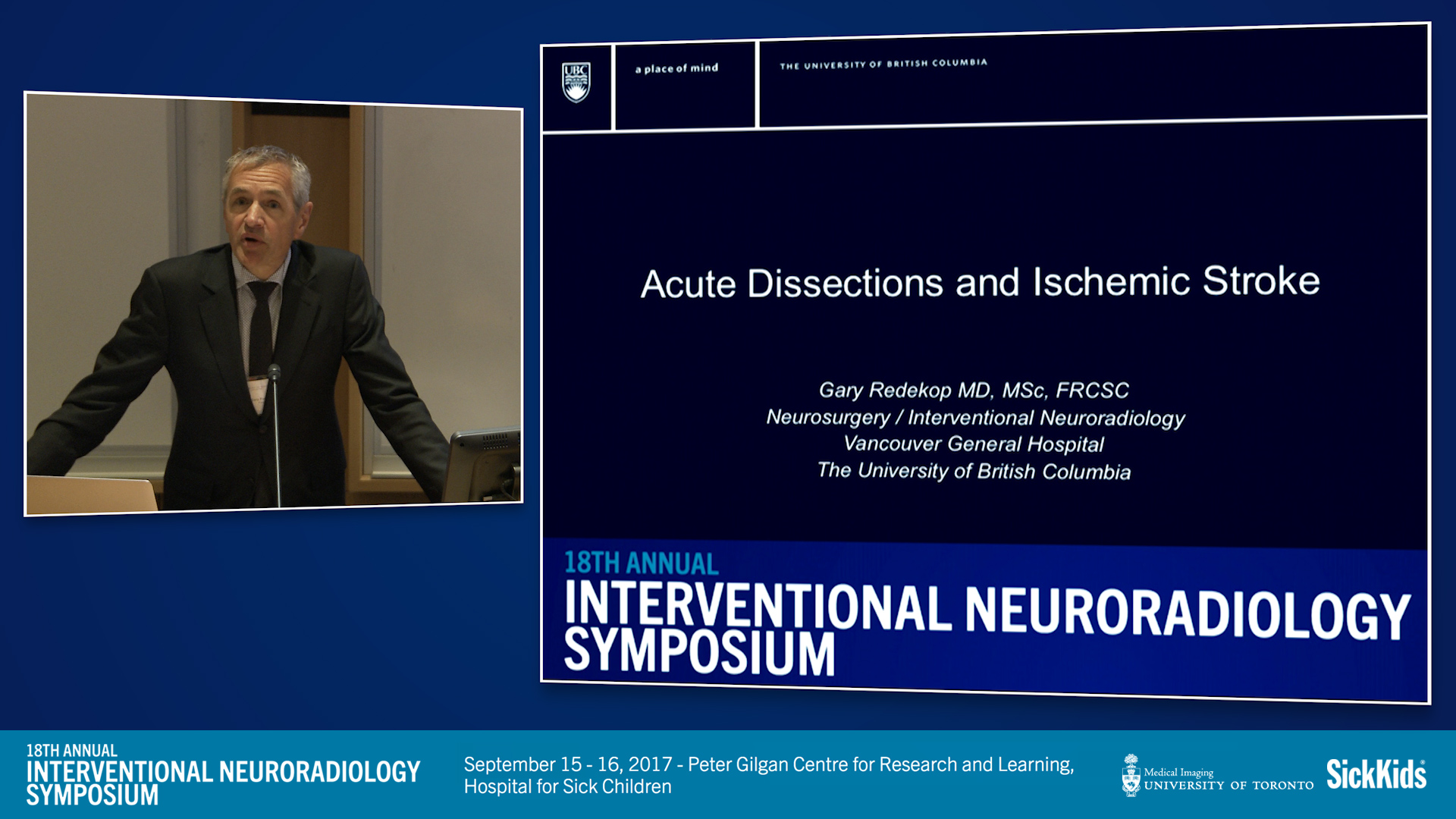 Interventional Neuroradiology Symposium 2017 - Neurovascular