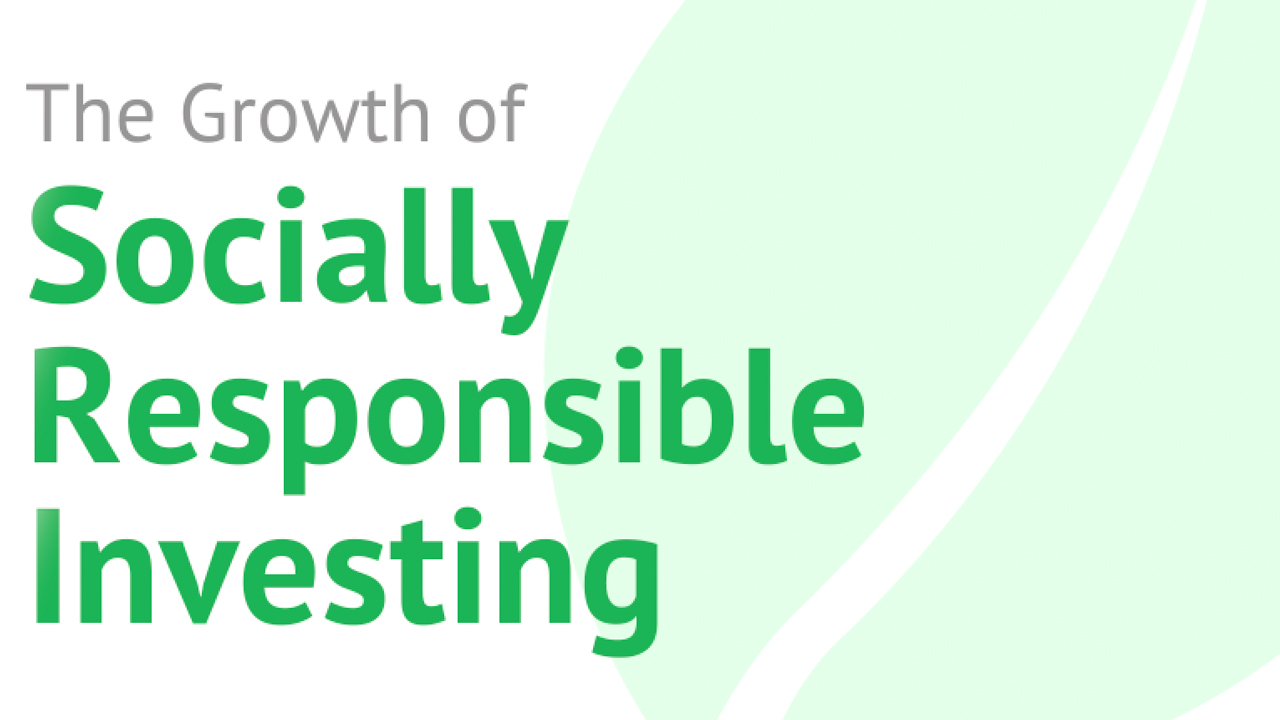 The Growth of Socially Responsible Investing