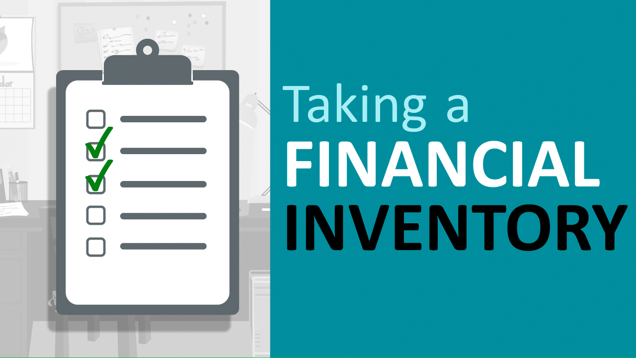 Taking a Financial Inventory