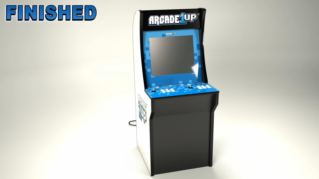 Arcade1Up Asteroids Home Arcade Machine — QVC com
