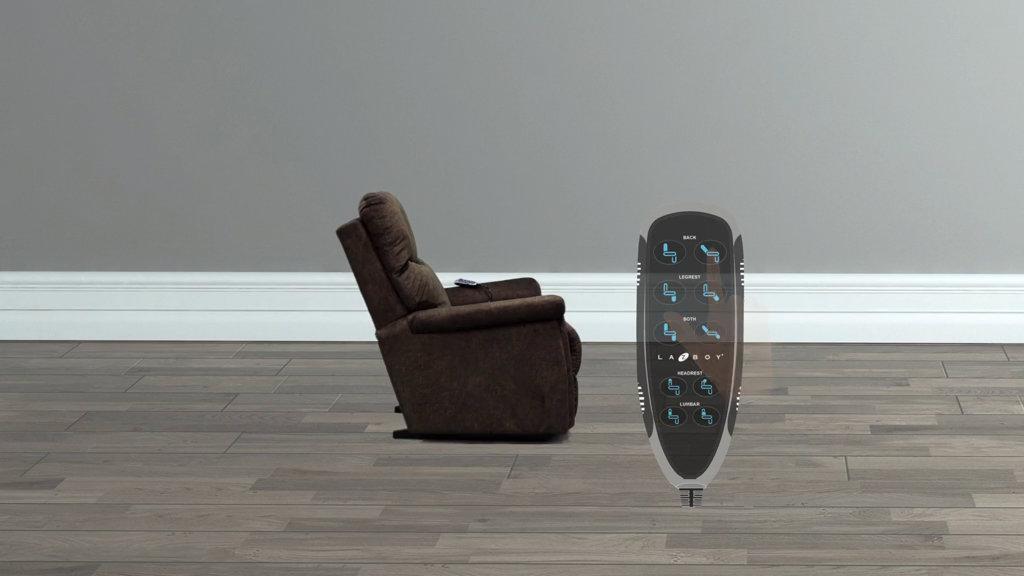 Strange La Z Boy Power Xr Baylor Recliner Qvc Com Cjindustries Chair Design For Home Cjindustriesco