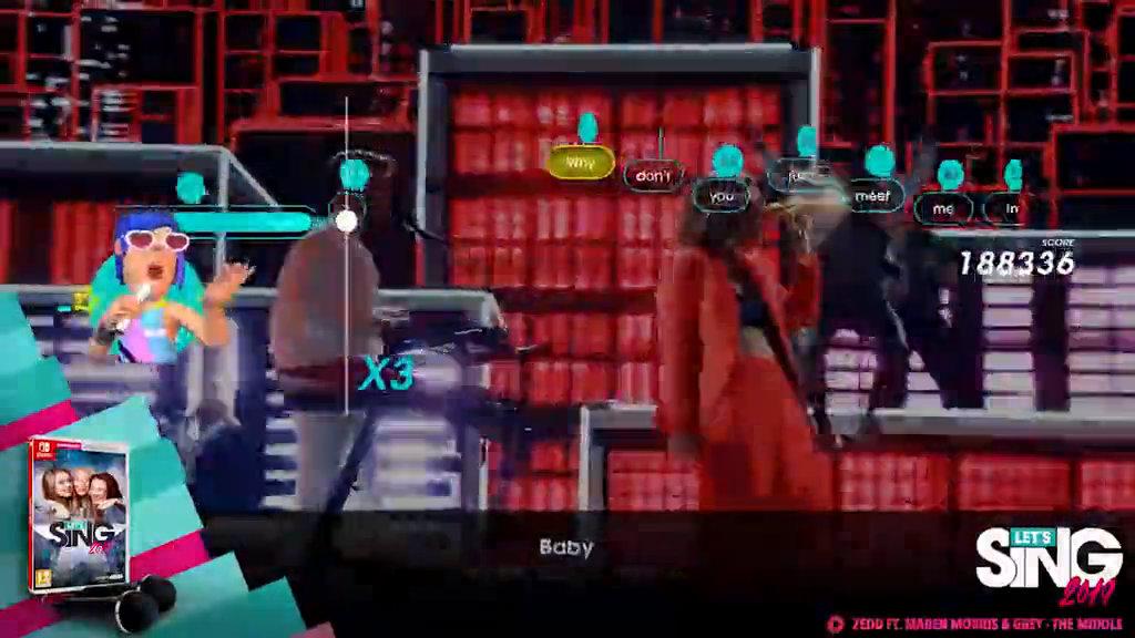 8701b8a04 Let's Sing 2019 | Nintendo Switch | Games | Nintendo