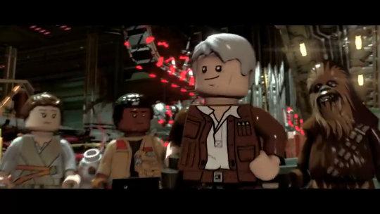Lego Star Wars El Despertar De La Fuerza Wii U Juegos Nintendo