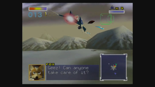 WiiUVC-Star-Fox-64-Trailer-enGB