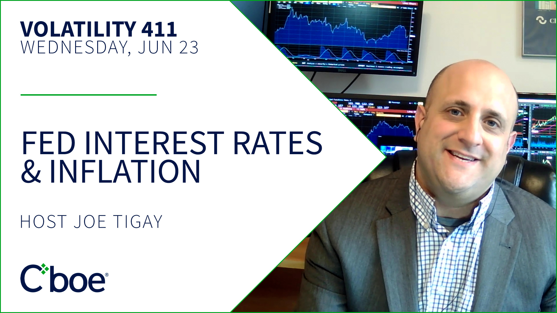Fed Interest Rates and Inflation Thumbnail