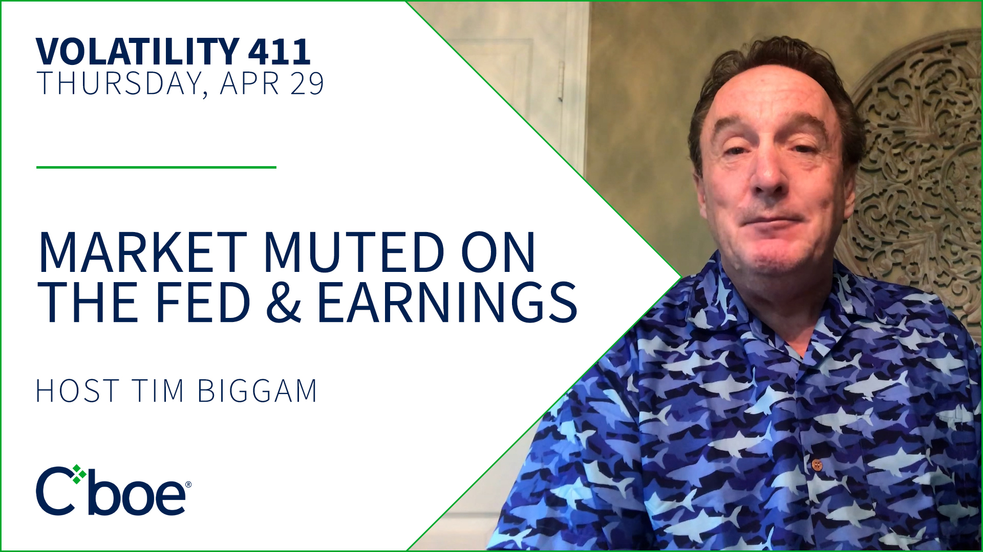 Market Muted on the Fed & Earnings Thumbnail