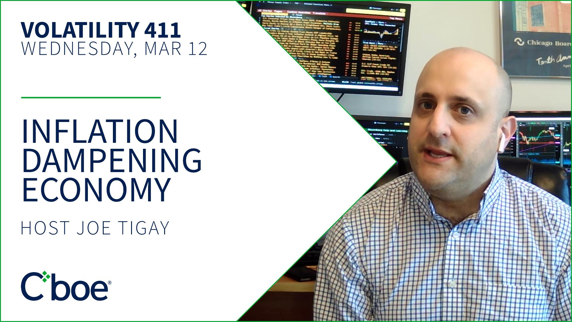 Inflation Dampening Economy Thumbnail