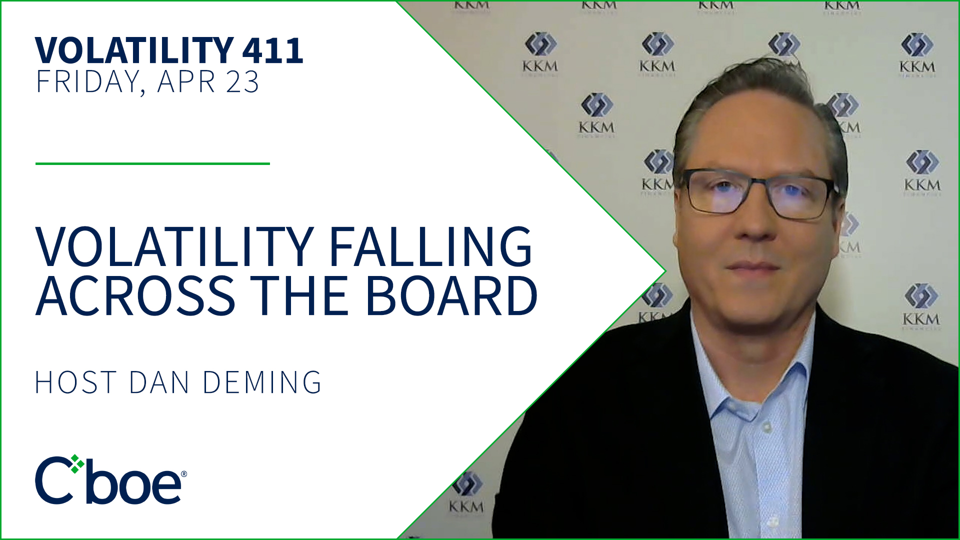 Volatility Measures Falling Across the Board Thumbnail