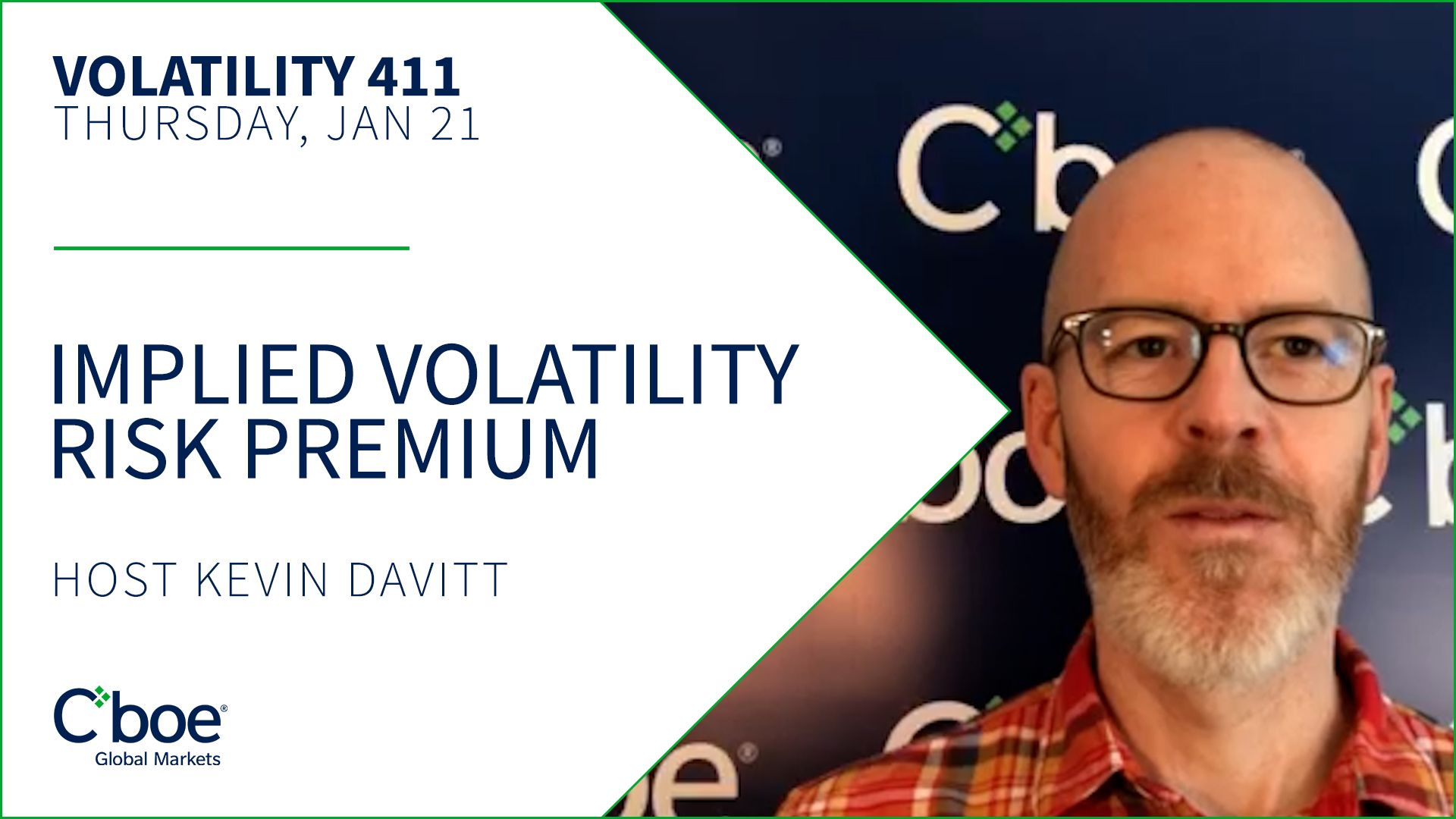 Implied Volatility Risk Premium Thumbnail