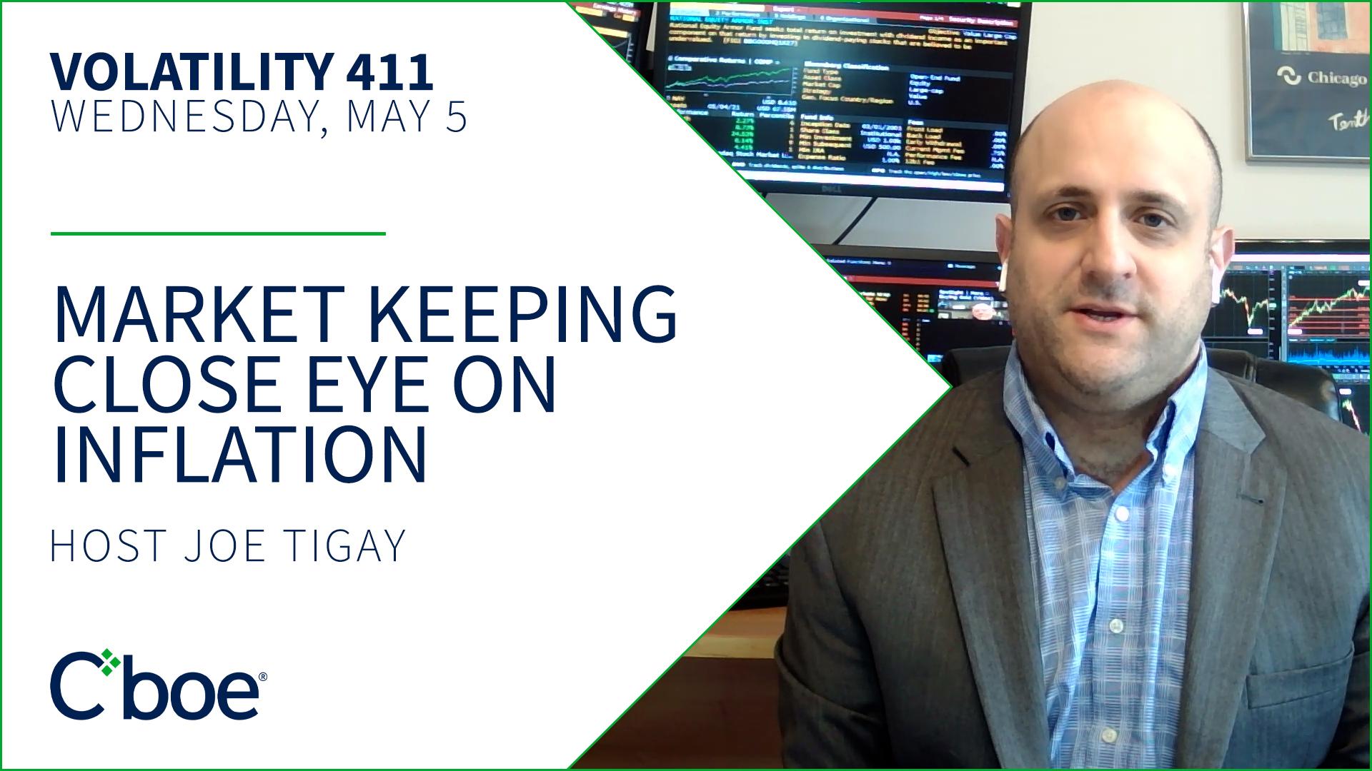 Market Keeping Close Eye on Inflation Thumbnail