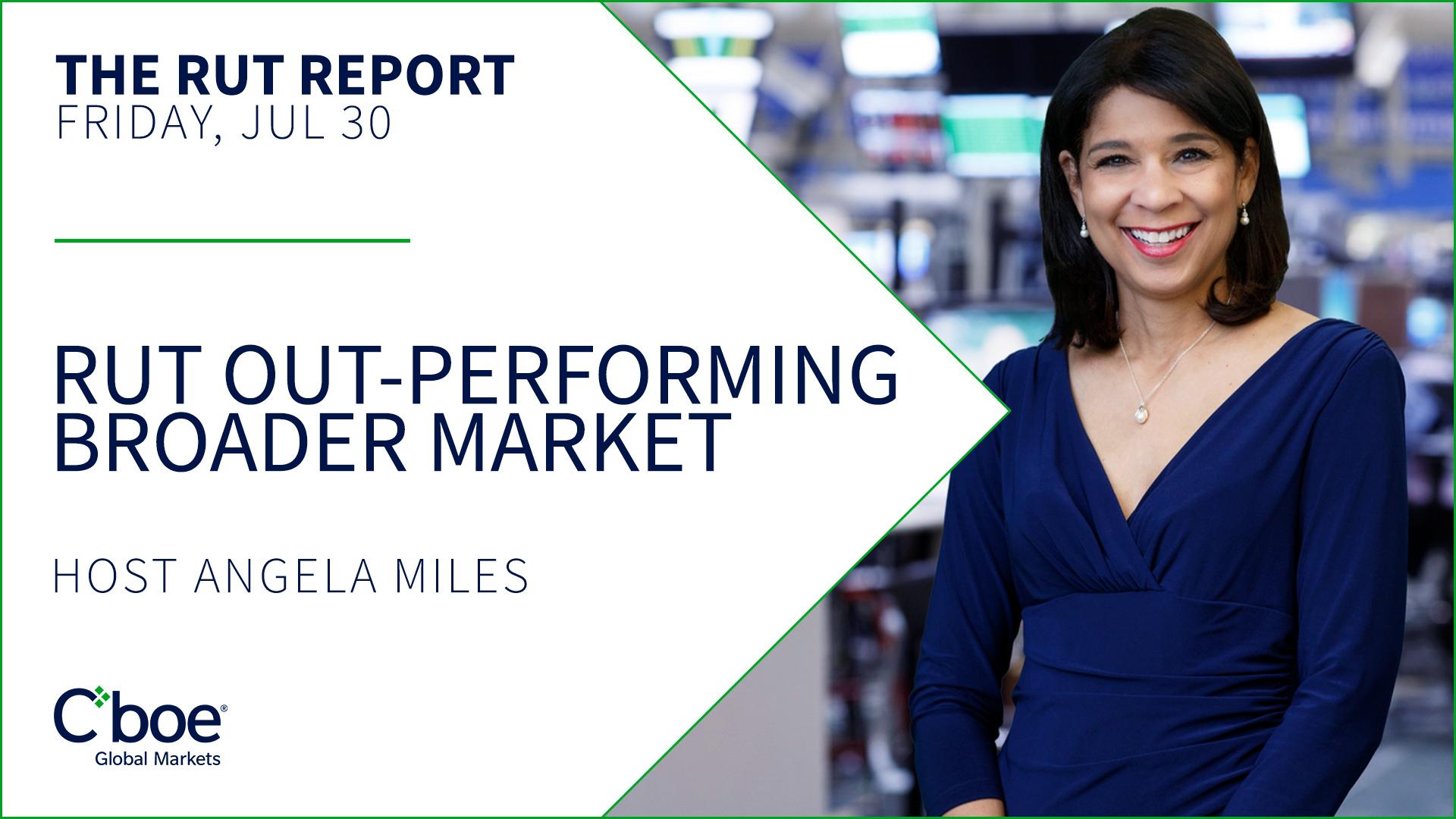 RUT Out-performing Broader Market Thumbnail