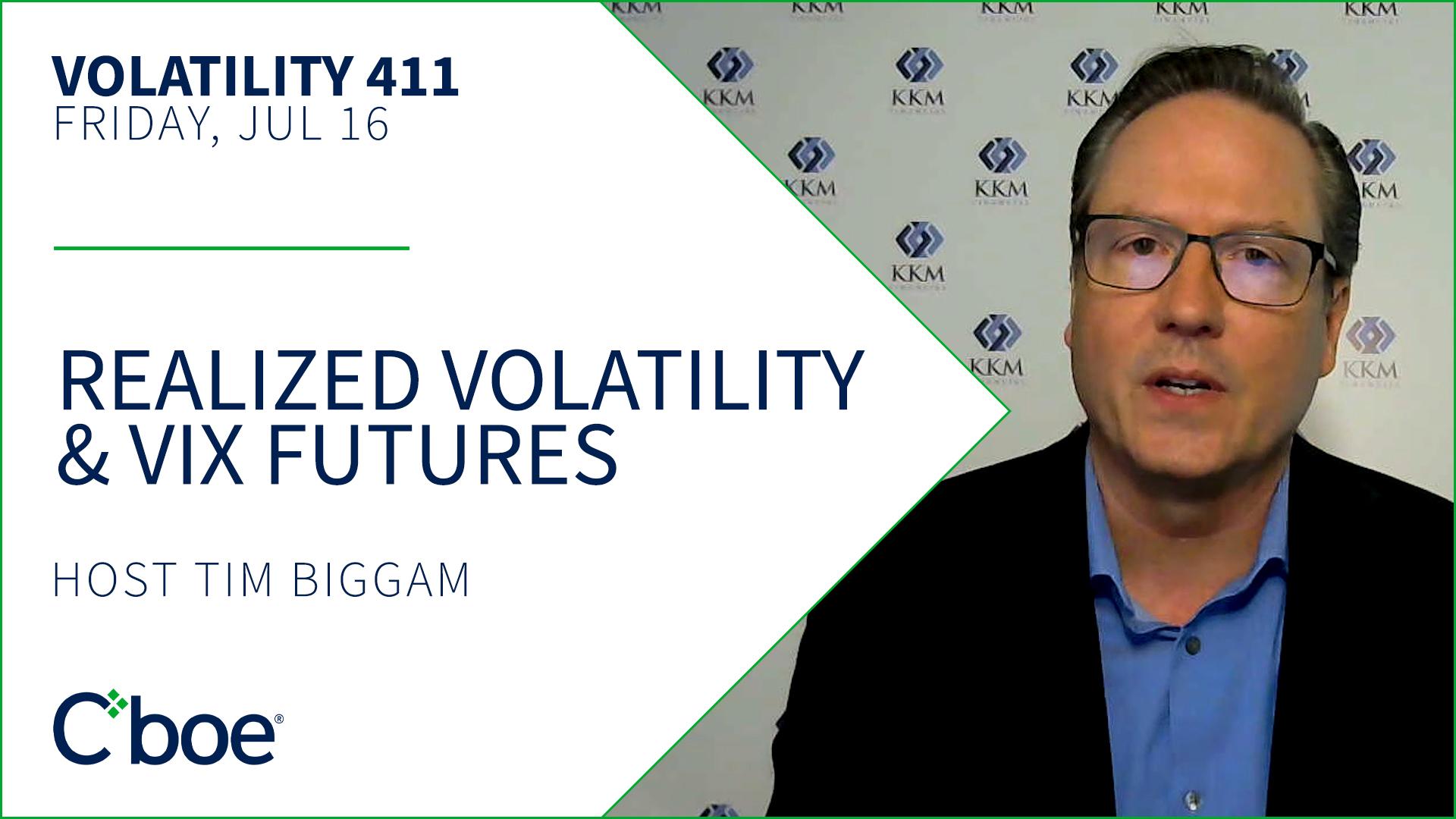 Realized Volatility & VIX Futures Thumbnail