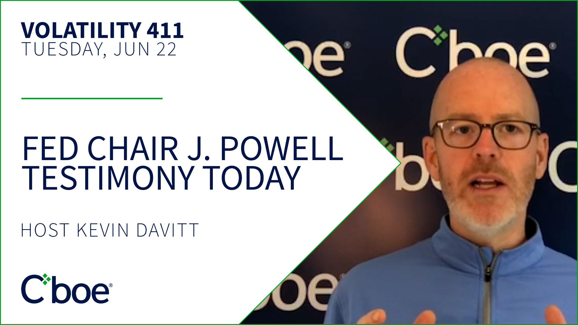 Fed Chair J. Powell Testimony Today Thumbnail