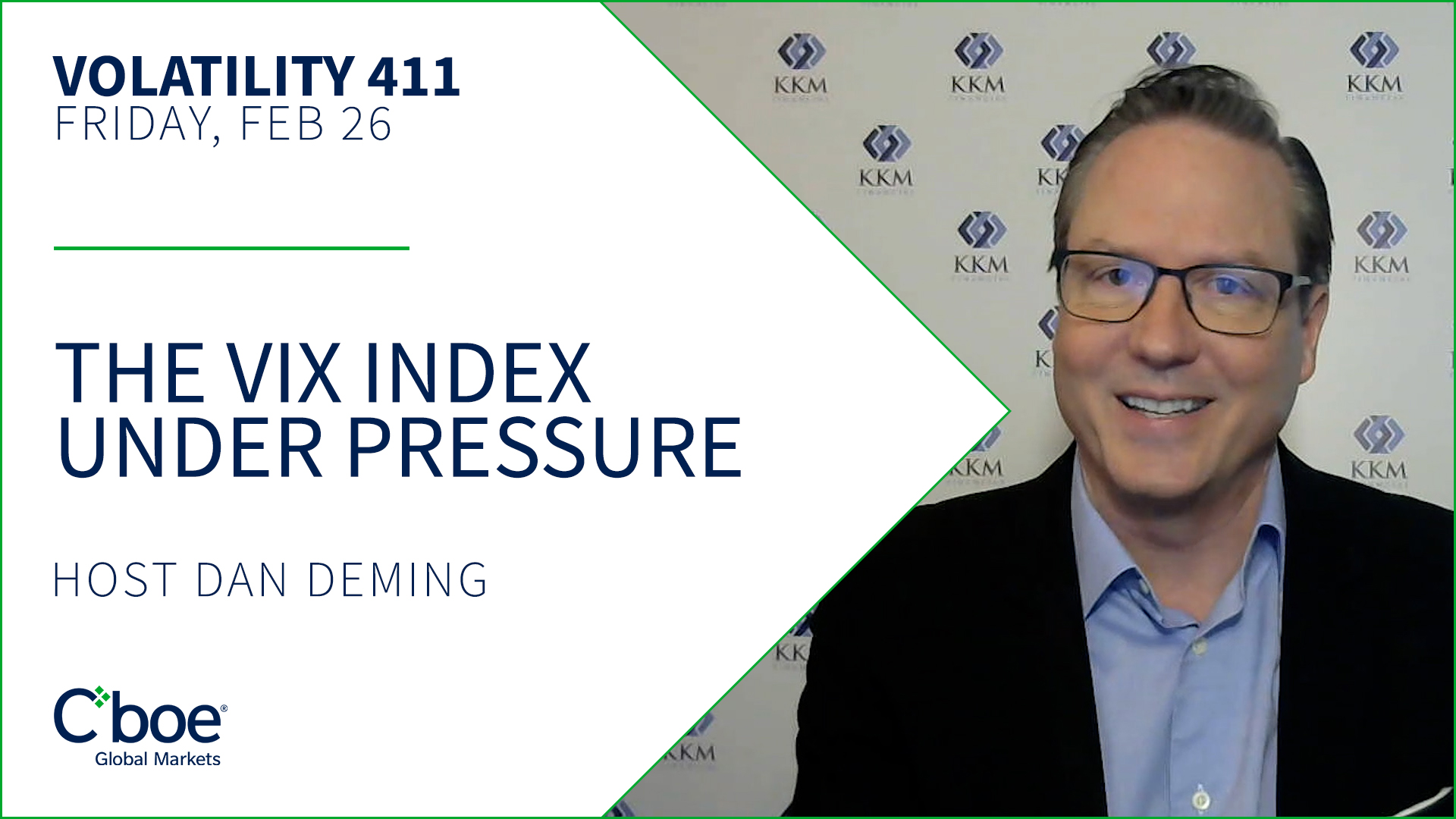 The VIX Index Under Pressure Thumbnail