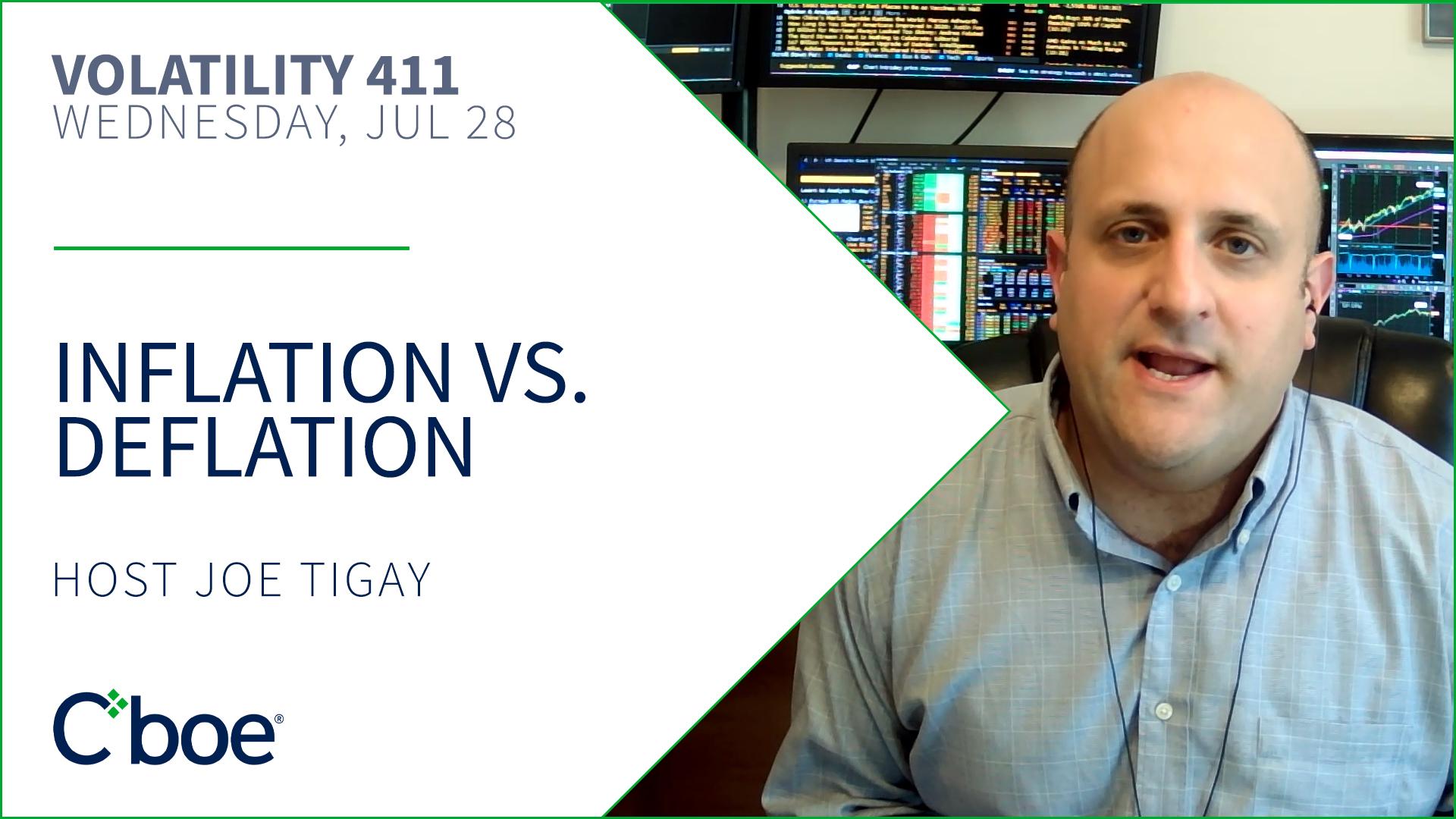 Inflation vs. Deflation Thumbnail