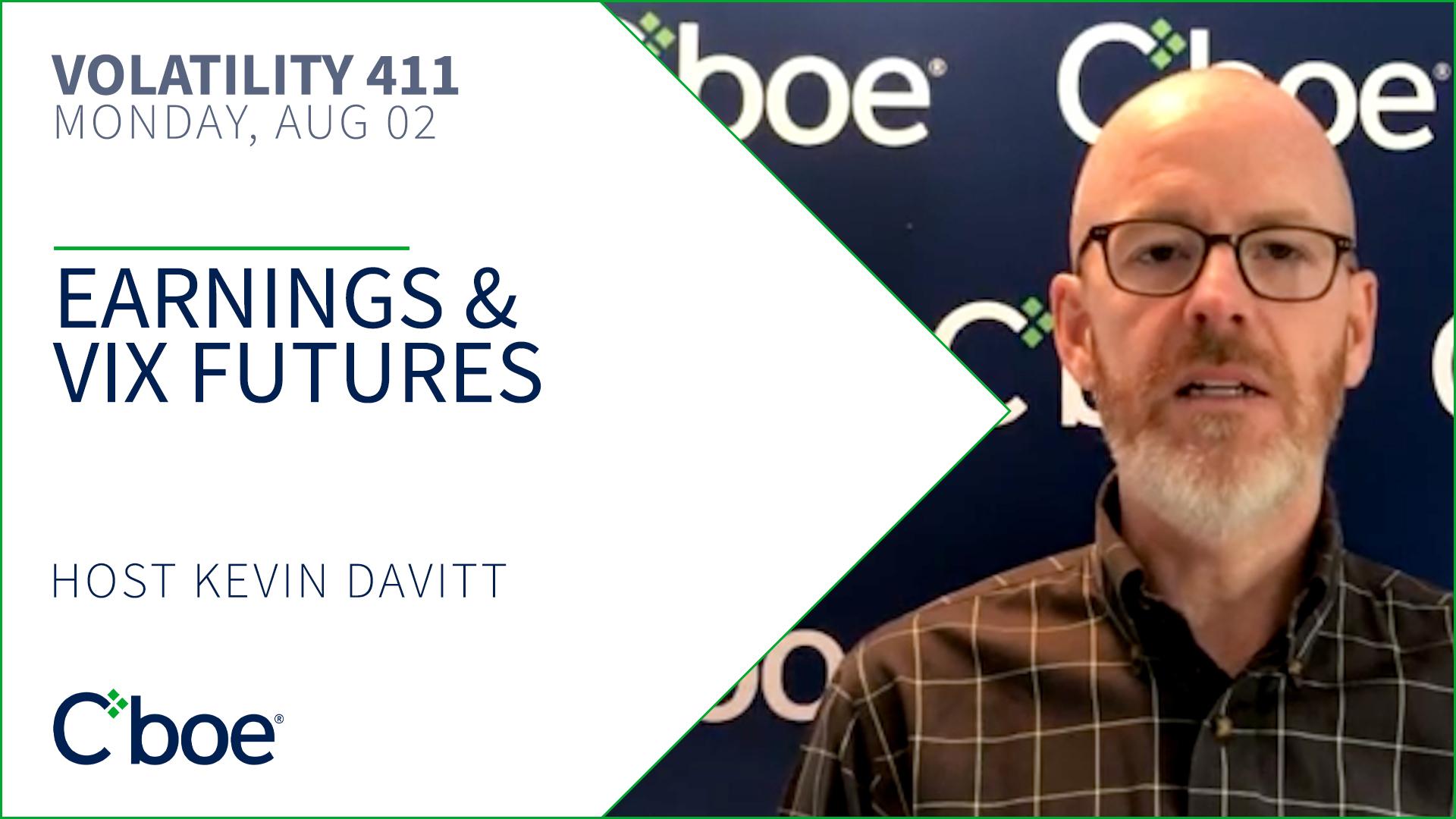 Earnings & VIX Futures Thumbnail
