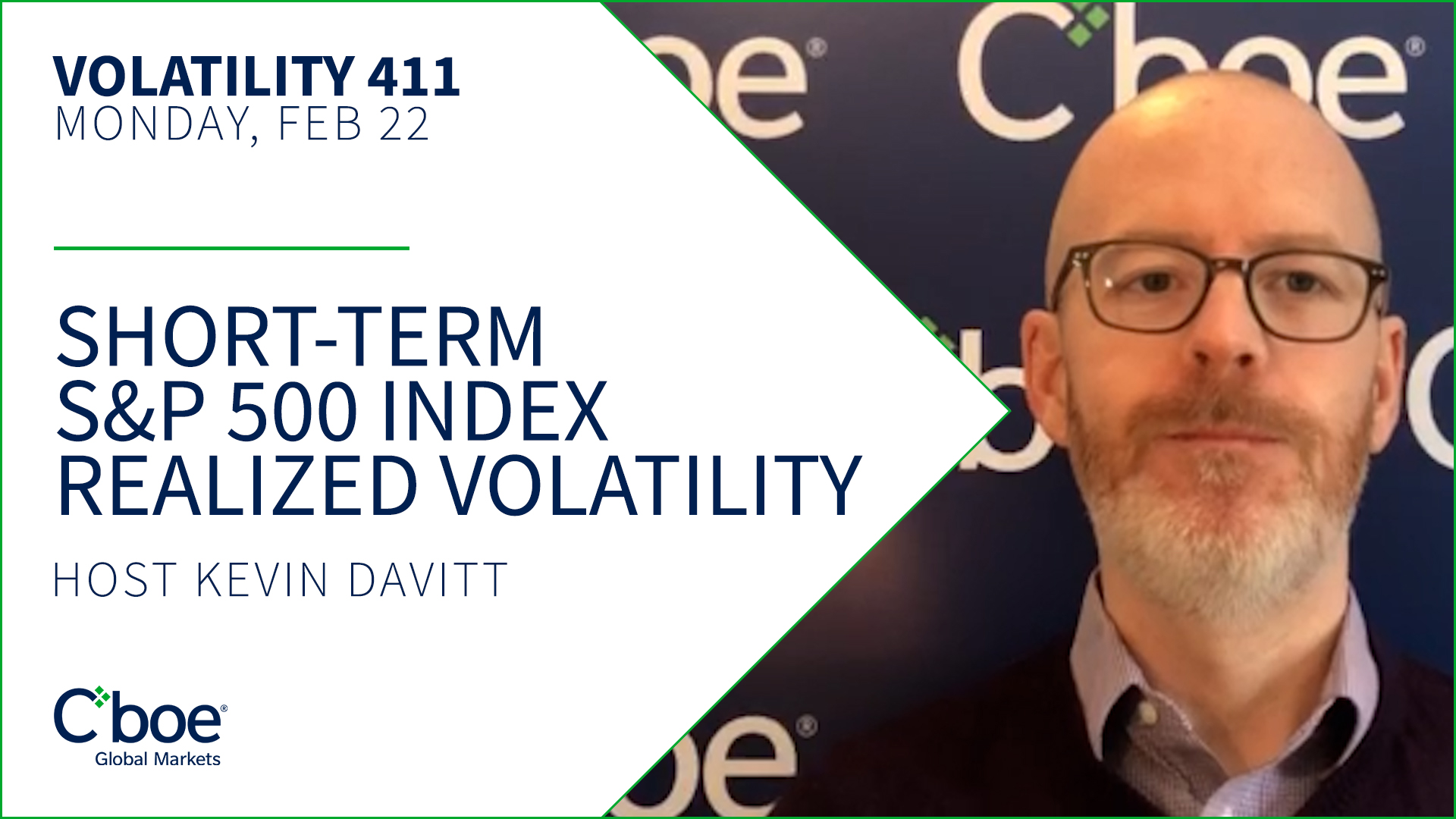 Short-Term S&P 500 Index Realized Volatility at 14-Month Low Thumbnail