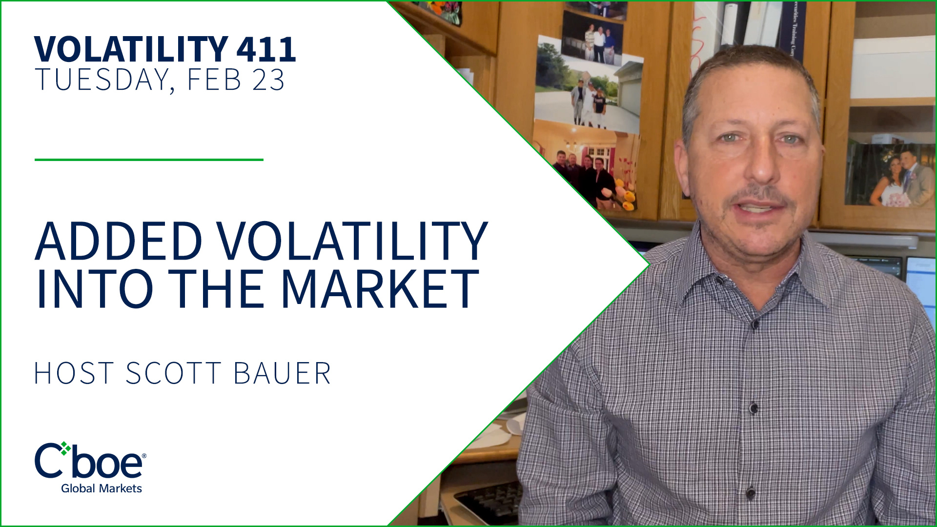 Volatility Added Into Market Thumbnail