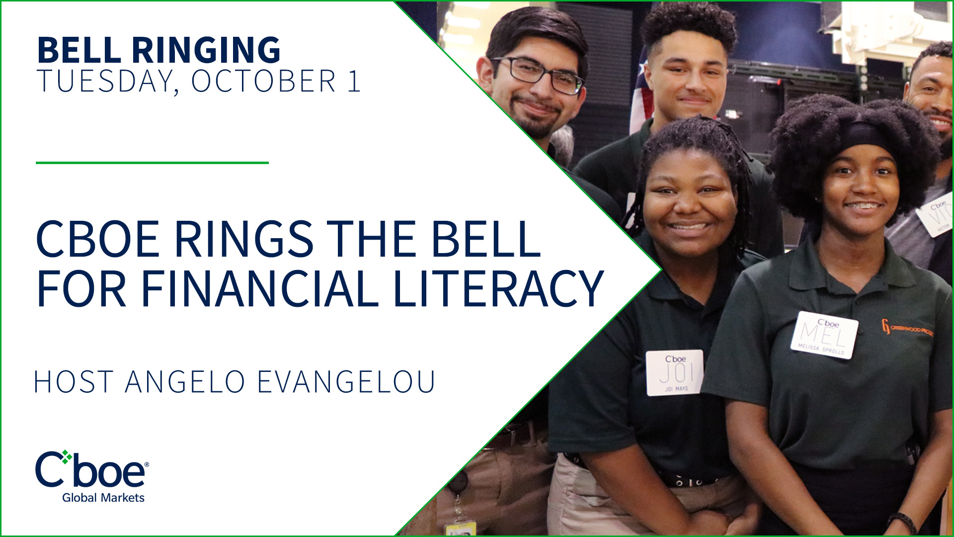 Cboe Rings the Bell for Finanical Literacy Thumbnail
